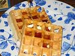 waffle recipe (vegan)