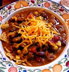 mexican tortilla soup (vegan or vegetarian)